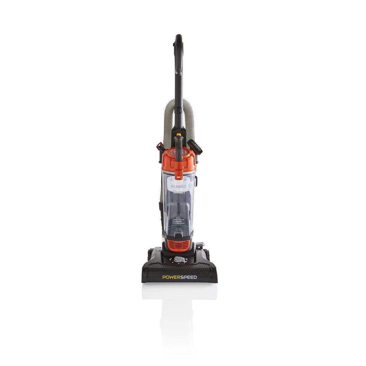 Swan SC15836N 400W PowerSpeed Upright Vacuum Cleaner - Grey/Orange