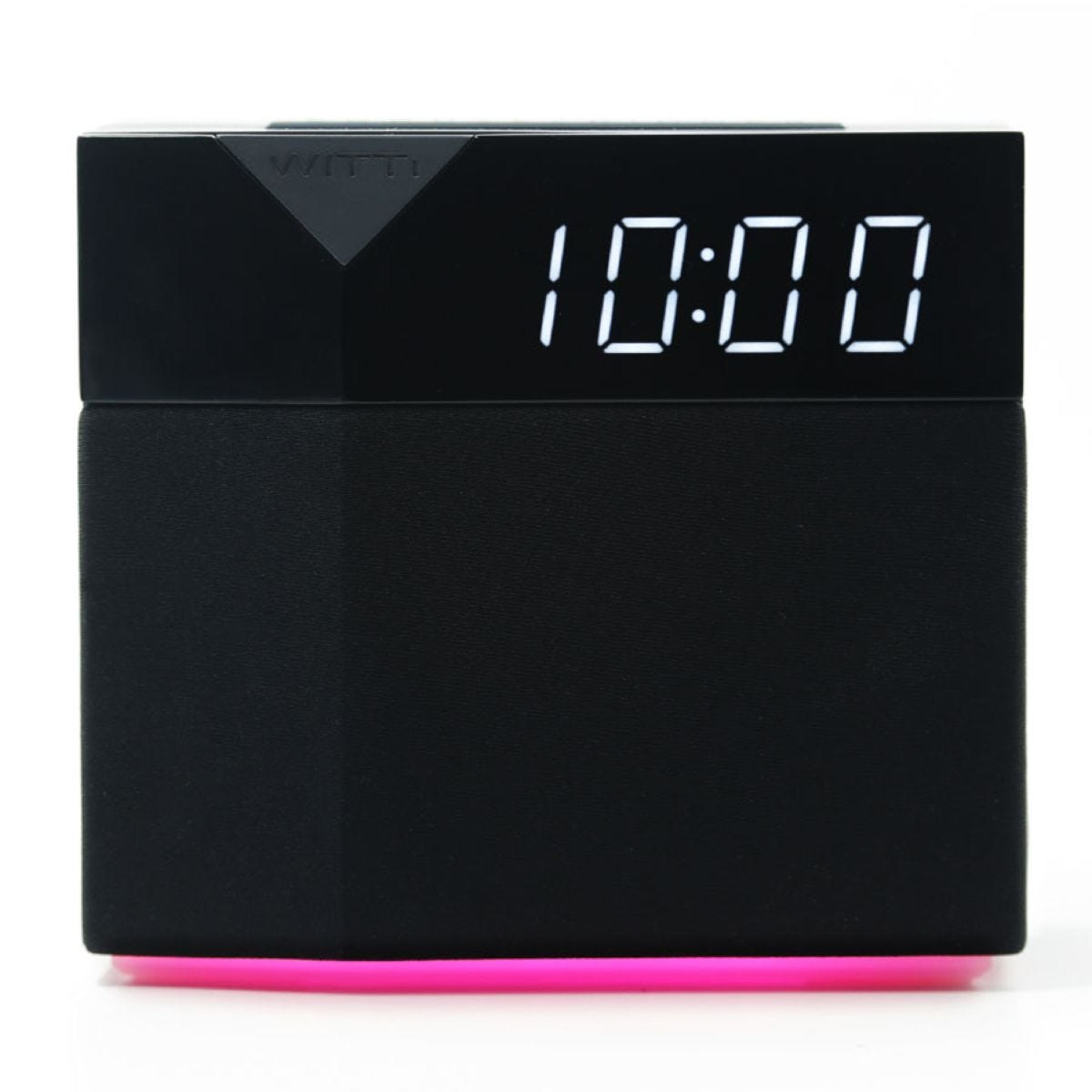 WITTI Design BEDDI Style Intelligent Alarm Clock & Bluetooth Speaker