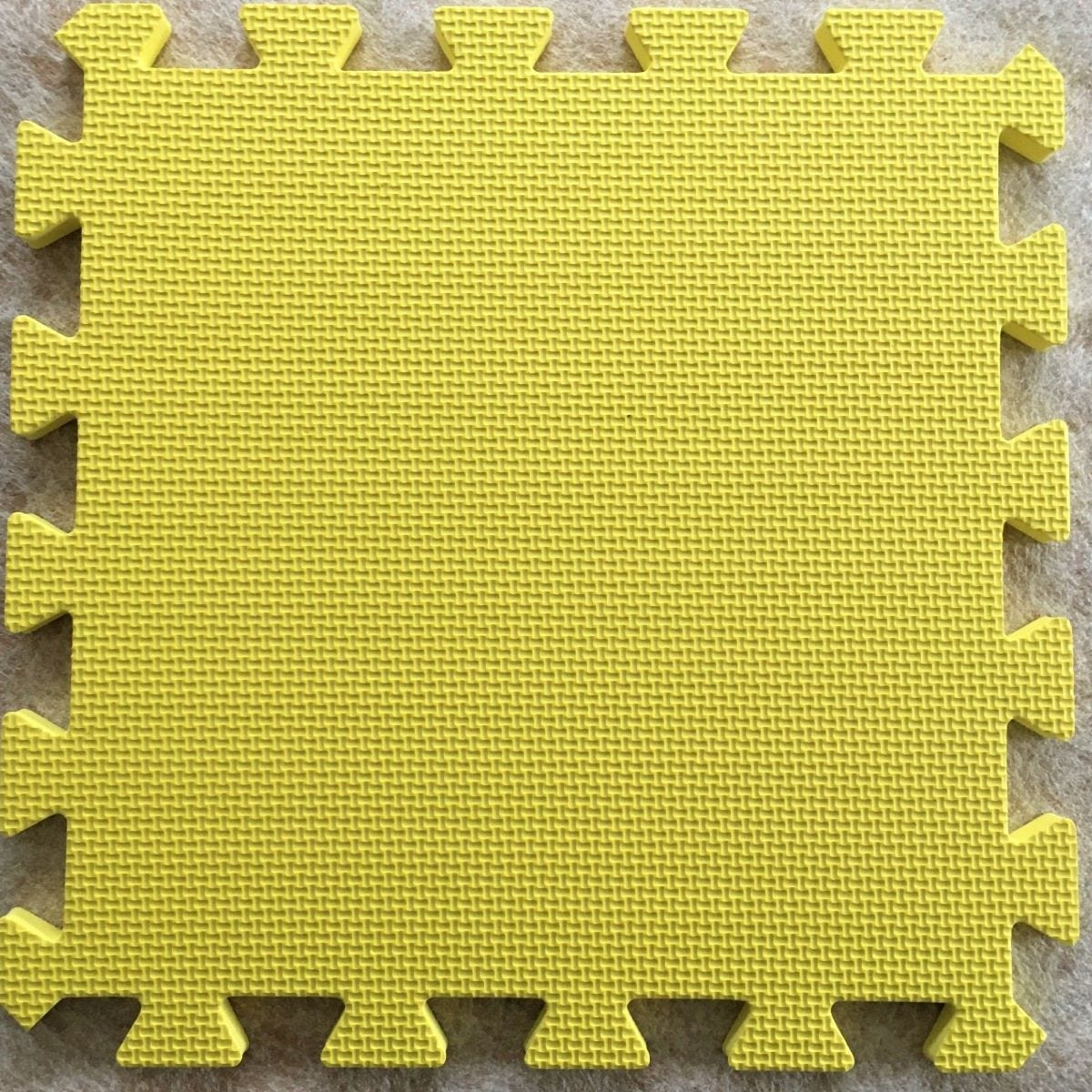 Warm Floor Playhouse Tiling Kit - Yellow