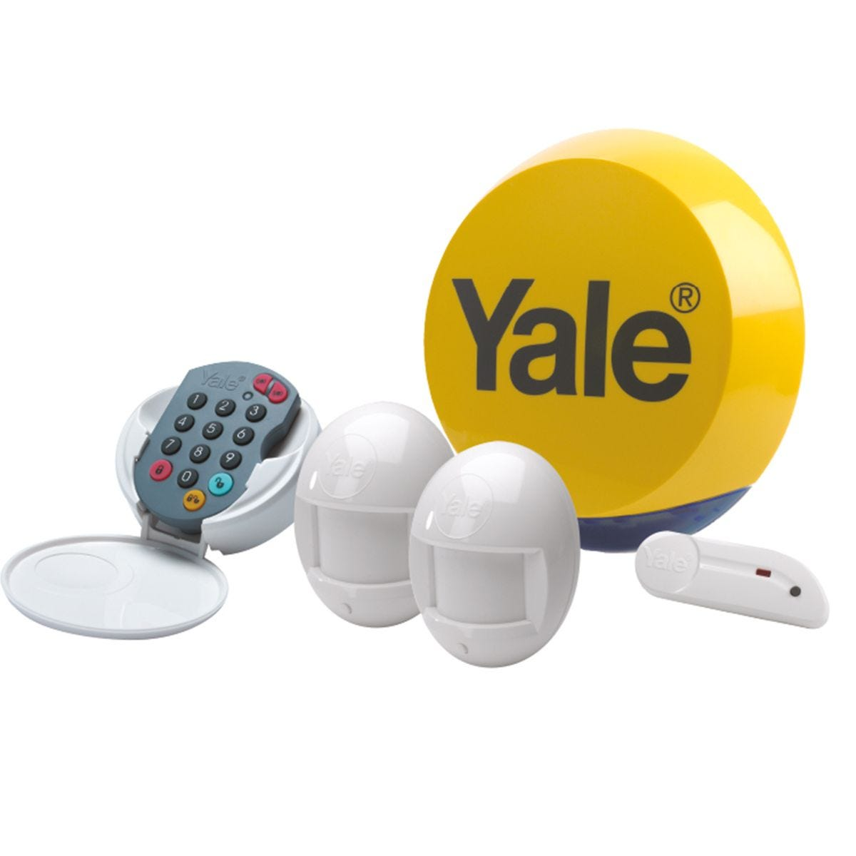 Yale Essentials Alarm Kit