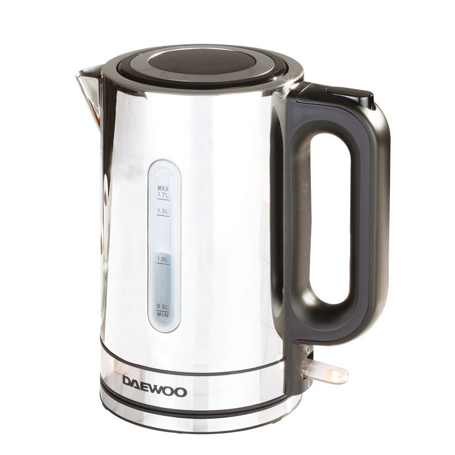 Compare retail prices of Daewoo Stainless Steel Kettle to get the best deal online