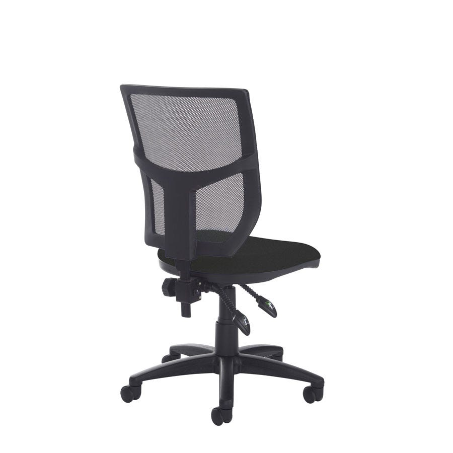 Compare prices for Dams Altino High Back Operator Chair - Charcoal