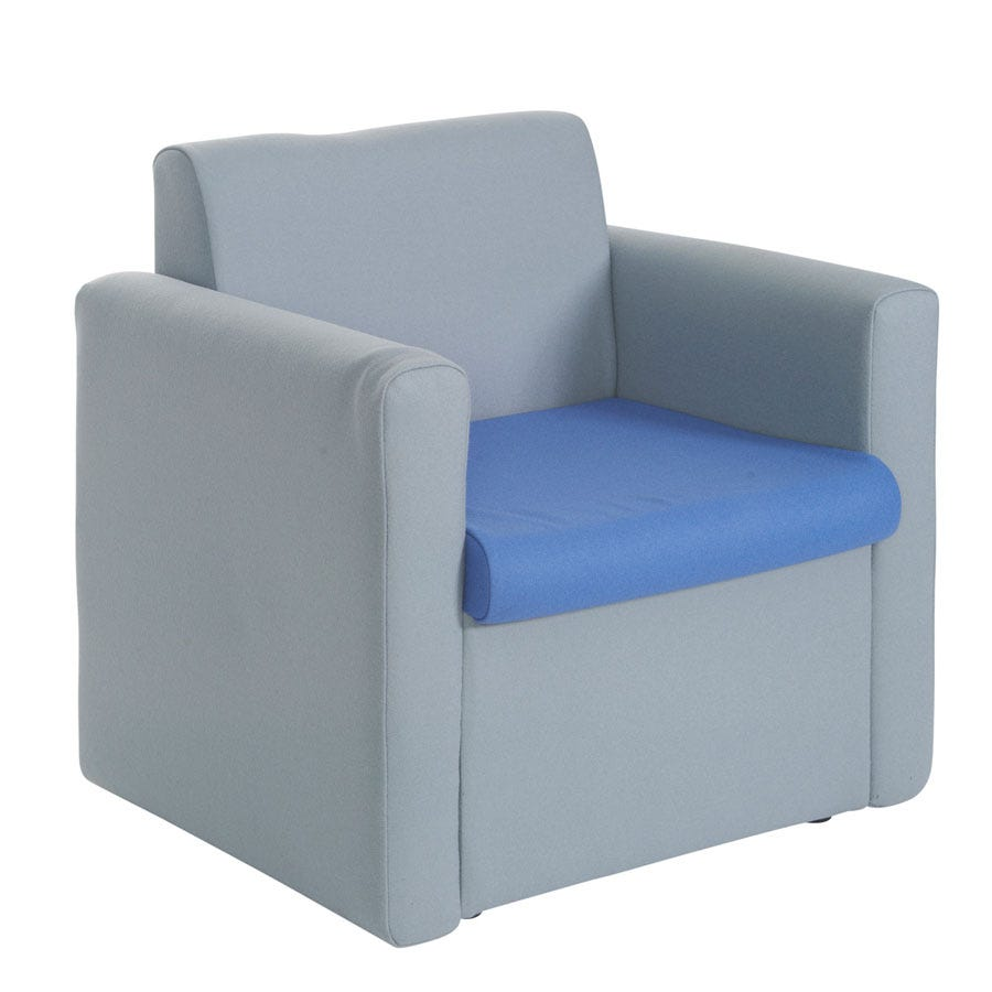 Compare prices for Dams Alto Modular Reception Seating Armchair
