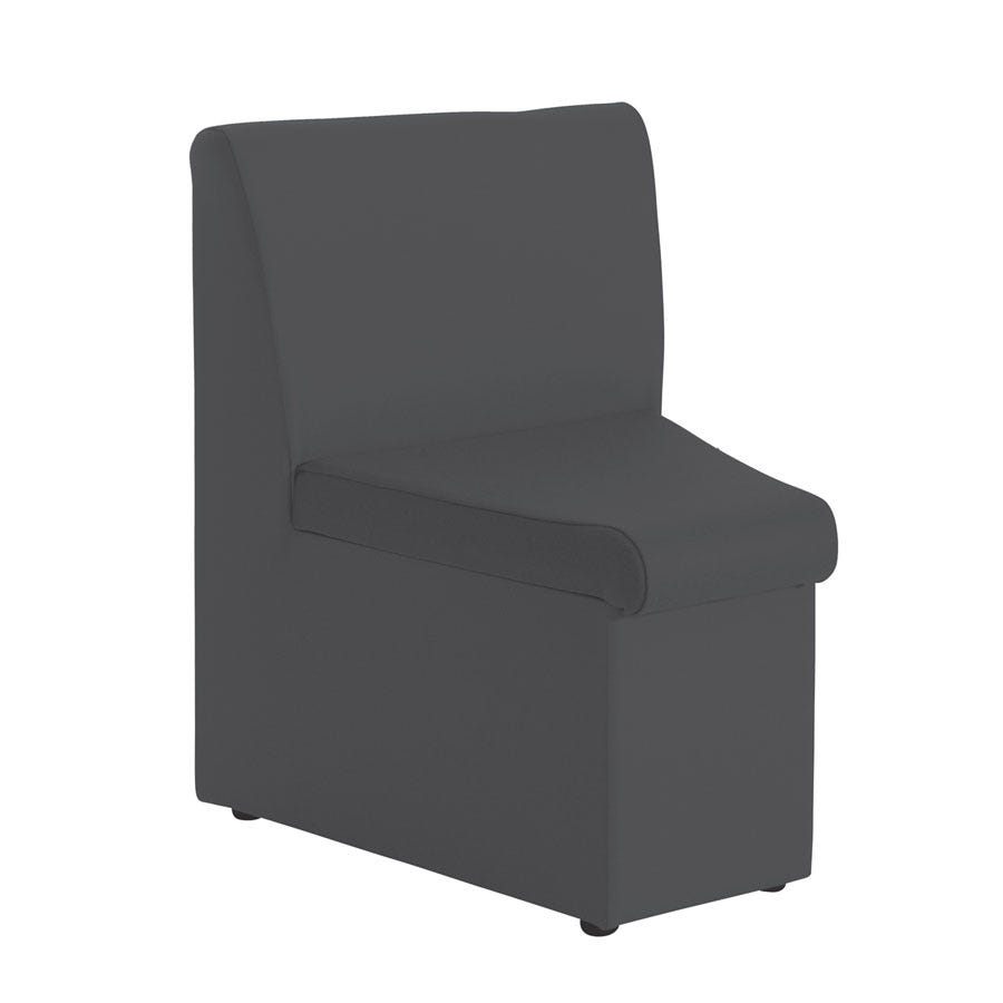 Compare prices for Dams Alto Modular Reception Seating Corner Unit - Charcoal
