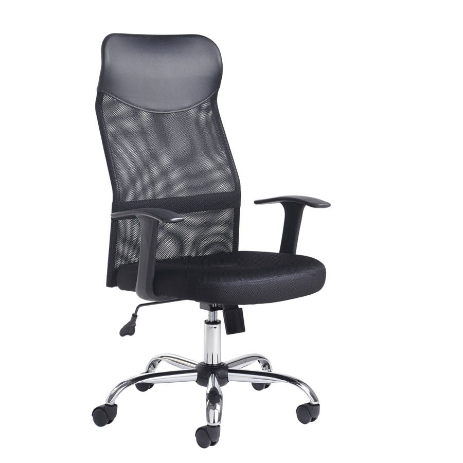 Compare prices for Dams Aurora High-Back Mesh Office Chair