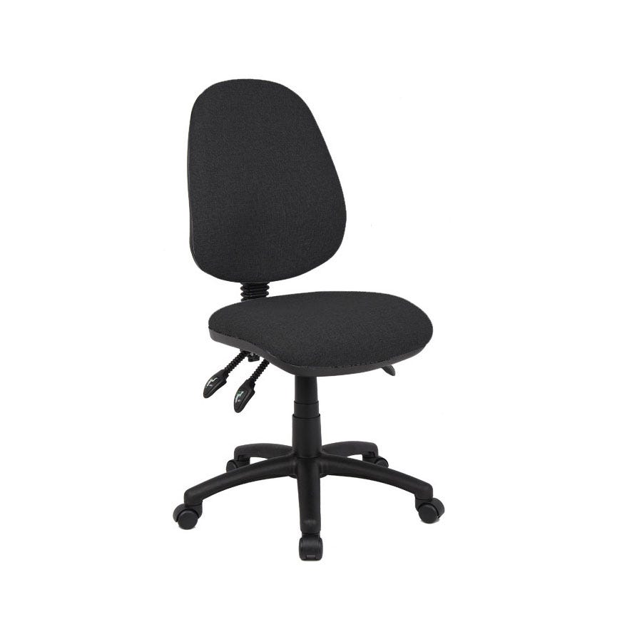 Compare cheap offers & prices of Dams Three-Lever Vantage Chair - Black manufactured by DAMS