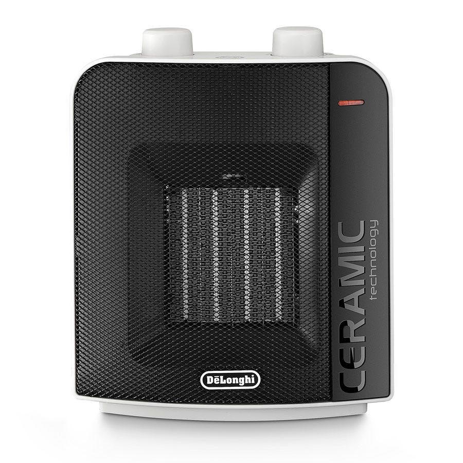 Compare retail prices of Delonghi 2KW Freestanding Ceramic Electric Fan Heater to get the best deal online