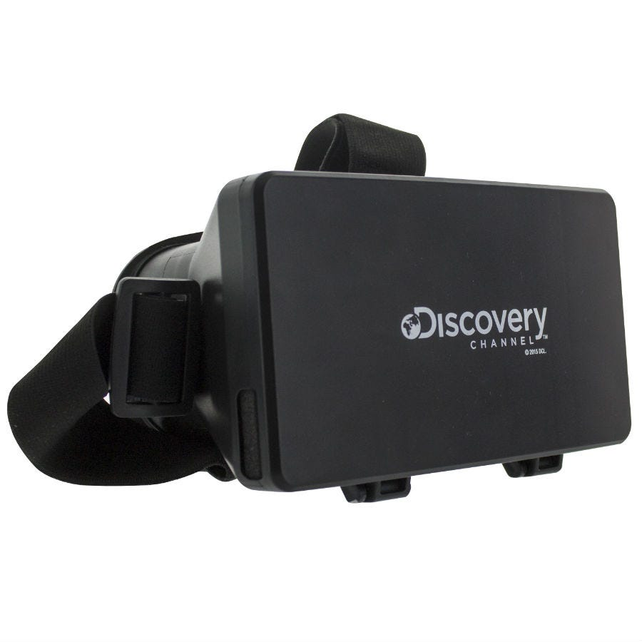 Compare prices for Discovery Channel Virtual Reality Glasses