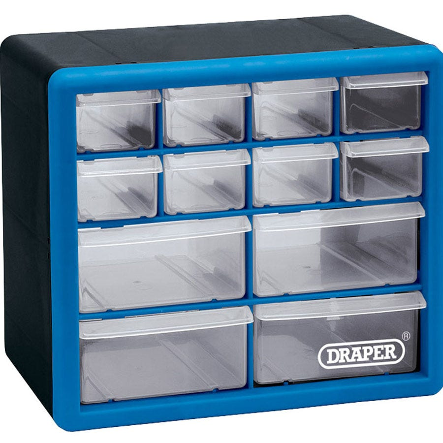 Compare prices for Draper 12-Drawer Storage