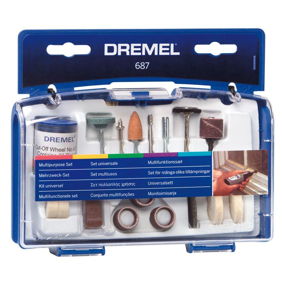 Compare prices for Dremel 100-Piece Multi-Purpose Accessory Set