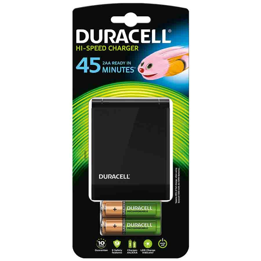 Compare prices for Duracell 45 Minute AA Charger