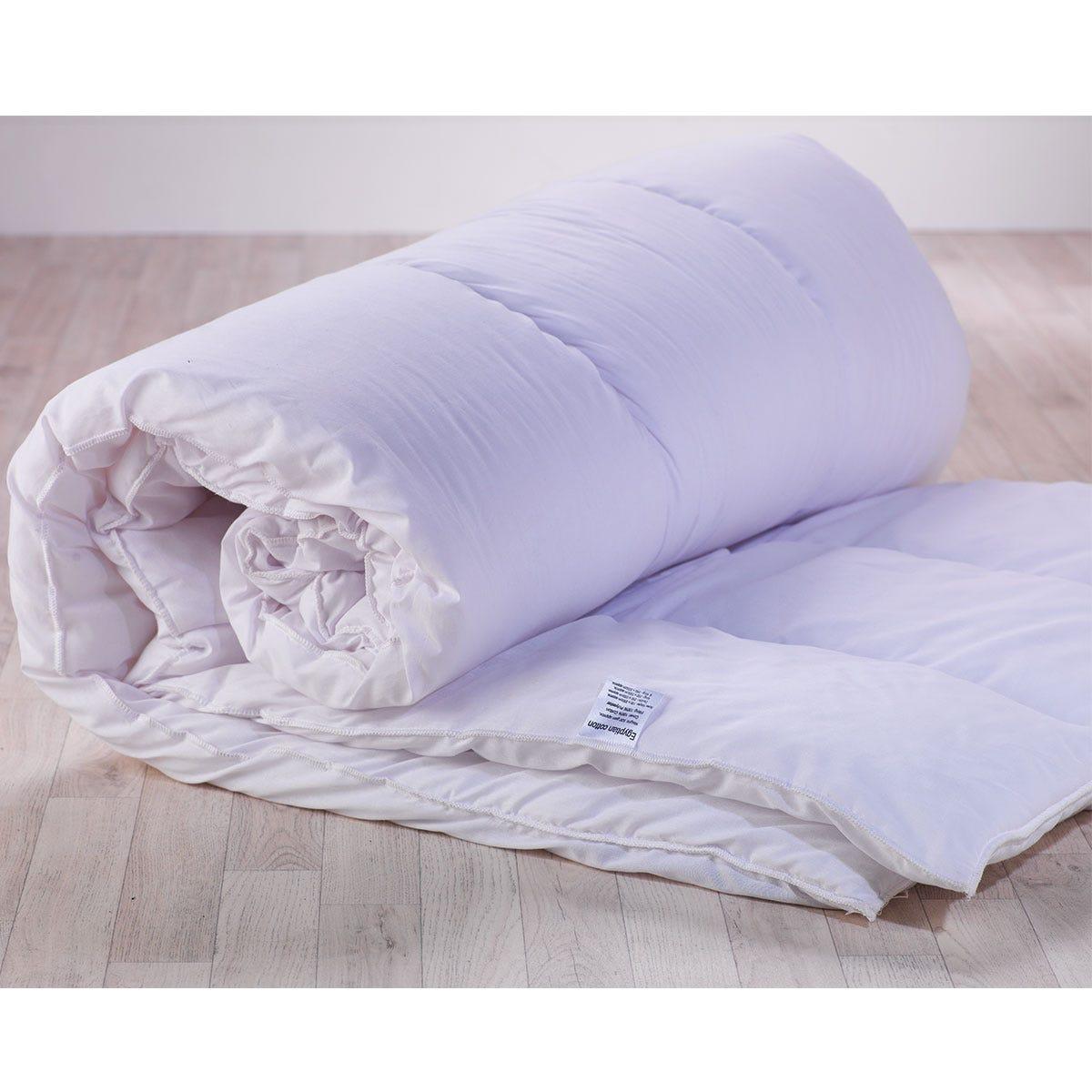 Lancashire Textiles 10.5 Tog Egyptian Cotton Duvet - Super King