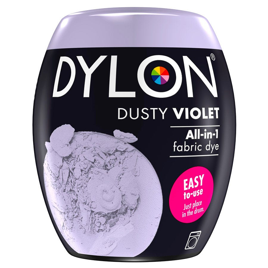 Compare prices for Dylon Machine Dye Pod 02 - Dusty Violet