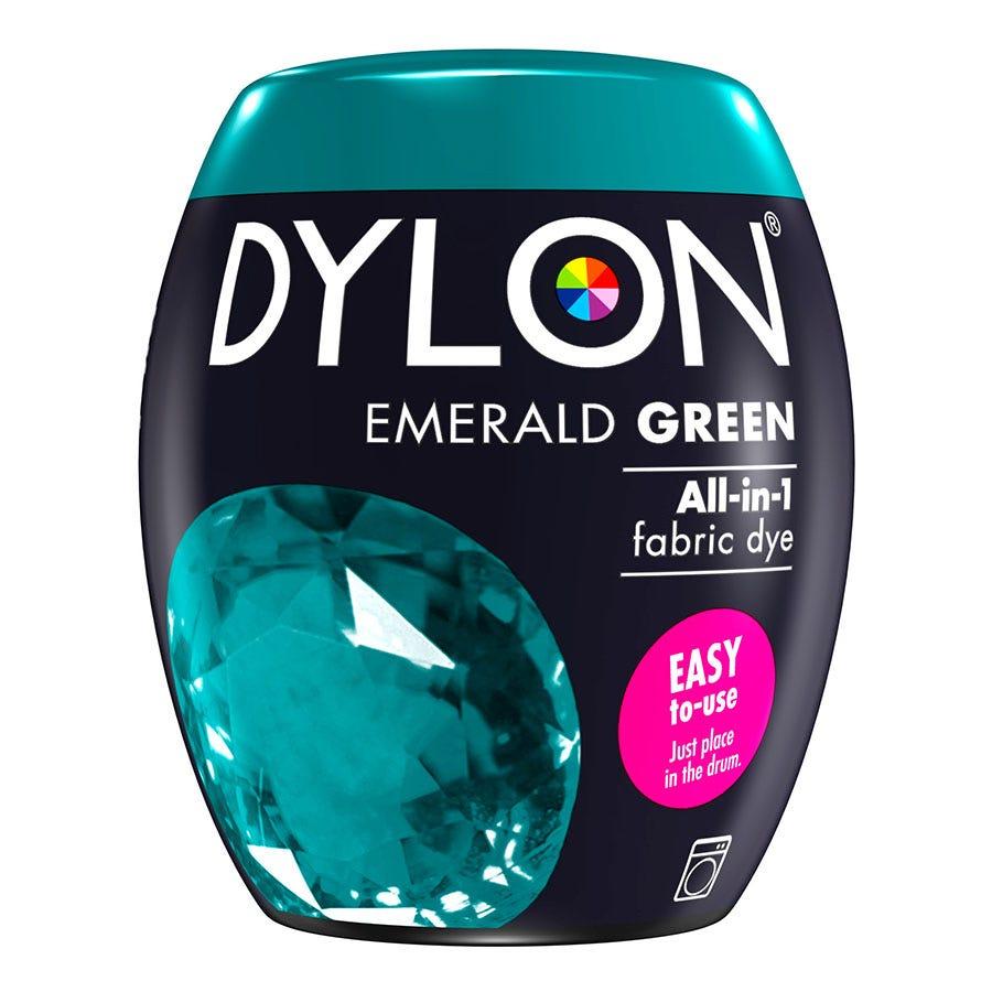 Compare prices for Dylon Machine Dye Pod 04 - Emerald Green