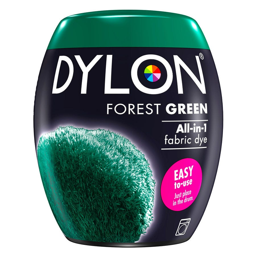 Compare cheap offers & prices of Dylon Machine Dye Pod 09 - Forest Green manufactured by Dylon
