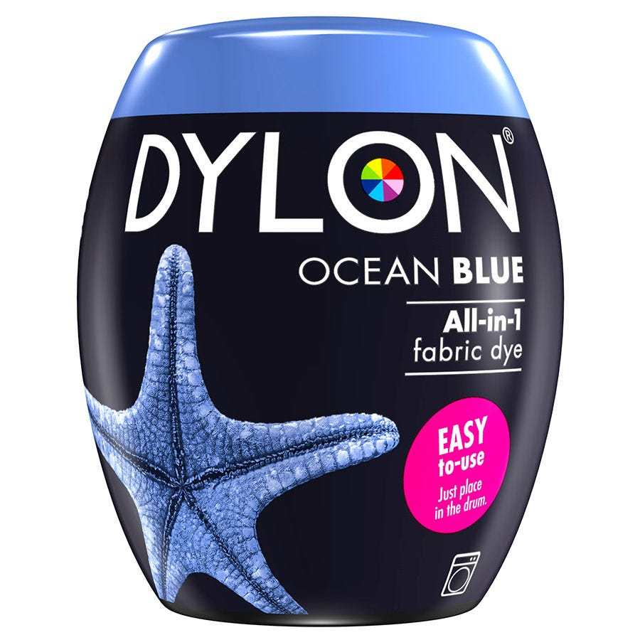 Compare cheap offers & prices of Dylon Machine Dye Pod 26 - Ocean Blue manufactured by Dylon
