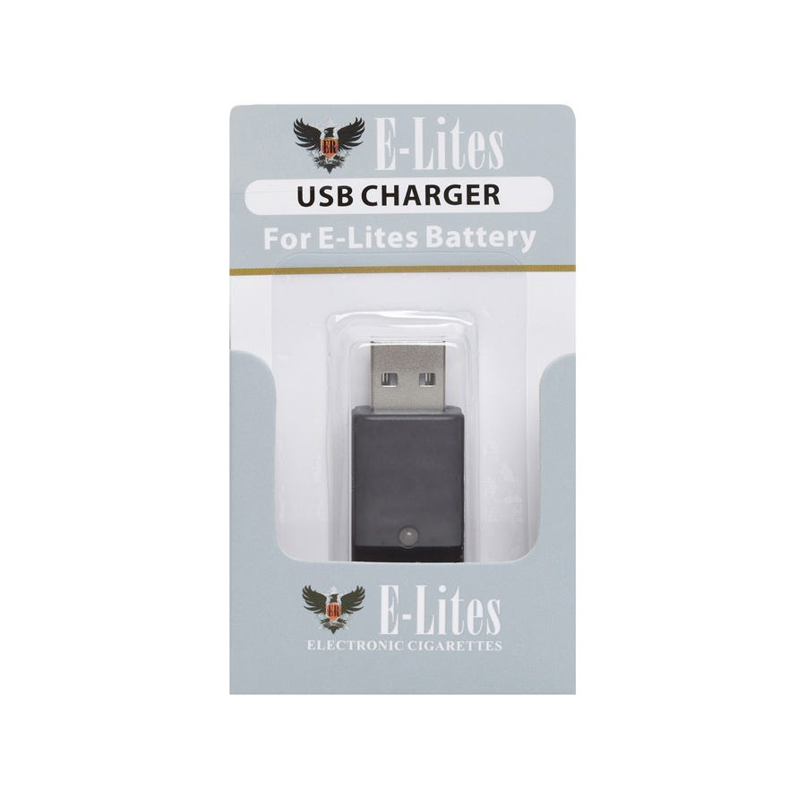 Compare cheap offers & prices of Elite E-Lites Electronic Cigarette USB Charger manufactured by Elite