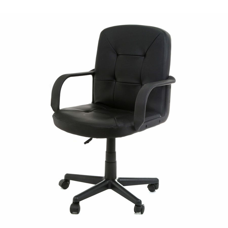 Compare prices for Eliza Tinsley Medium-Back Leather Executive Chair