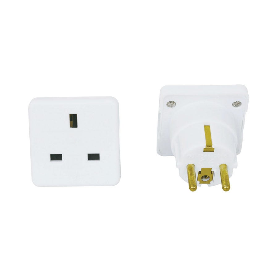 Compare cheap offers & prices of Connect-It European Travel Adaptor manufactured by