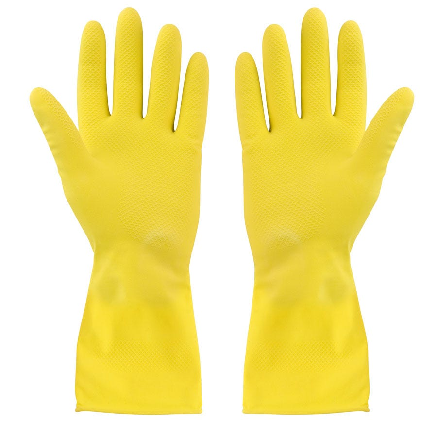 Image of Everyday Rubber Gloves – Large