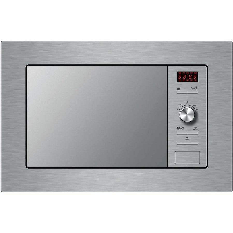 Compare cheap offers & prices of Indesit MWI1221X Built-In 20L Stainless Steel Microwave - Silver manufactured by Indesit