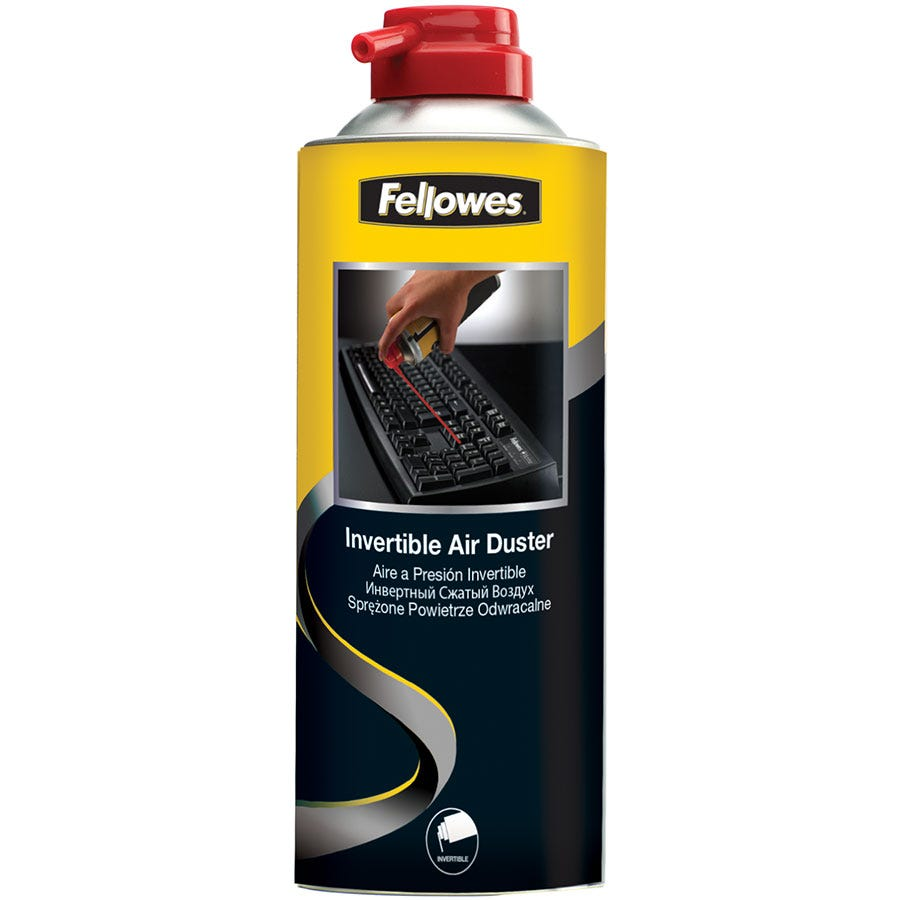 Compare retail prices of Fellowes HFC-Free Air Duster - 200ml to get the best deal online