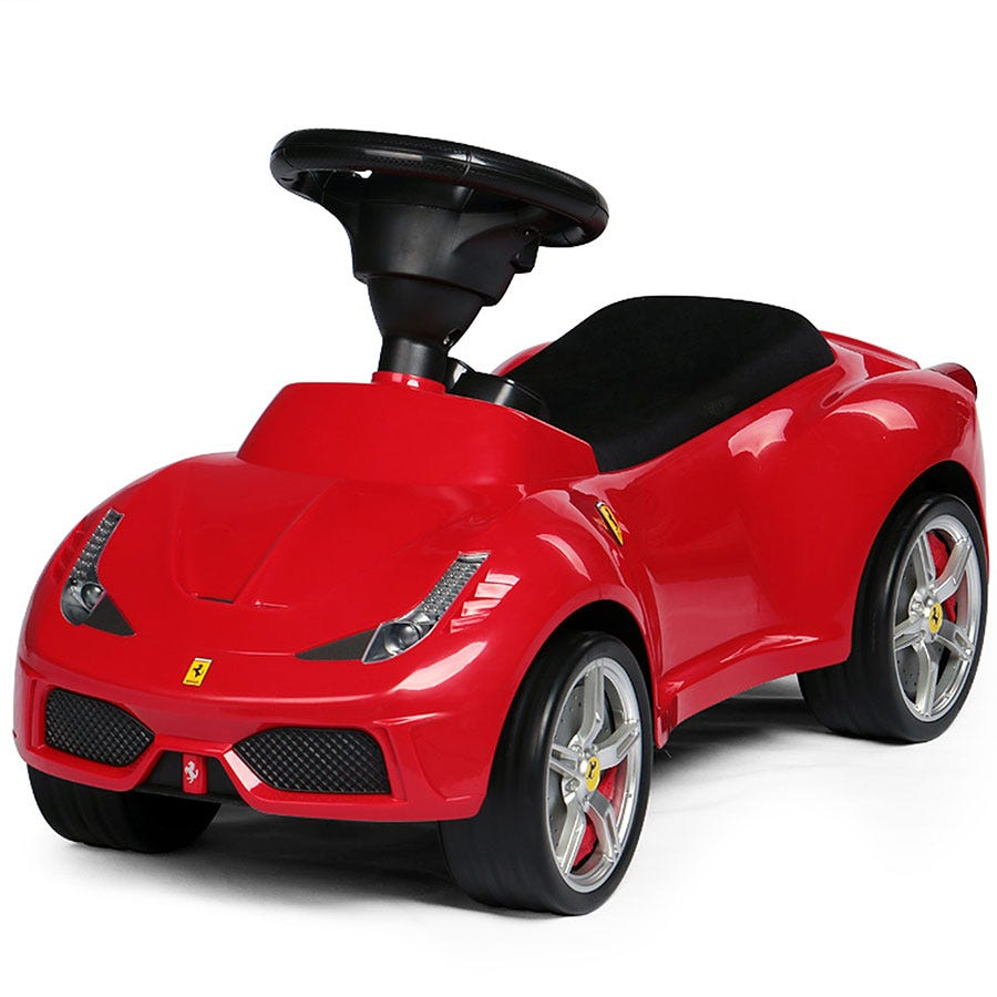 Compare prices for Flying Gadgets Foot to Floor Ride-On Ferrari
