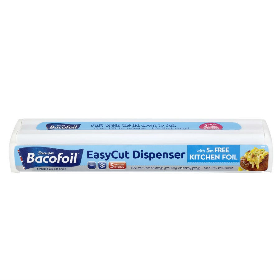 Compare prices for Bacofoil 5m Easy - Cut Foil Dispenser - 30cm Roll
