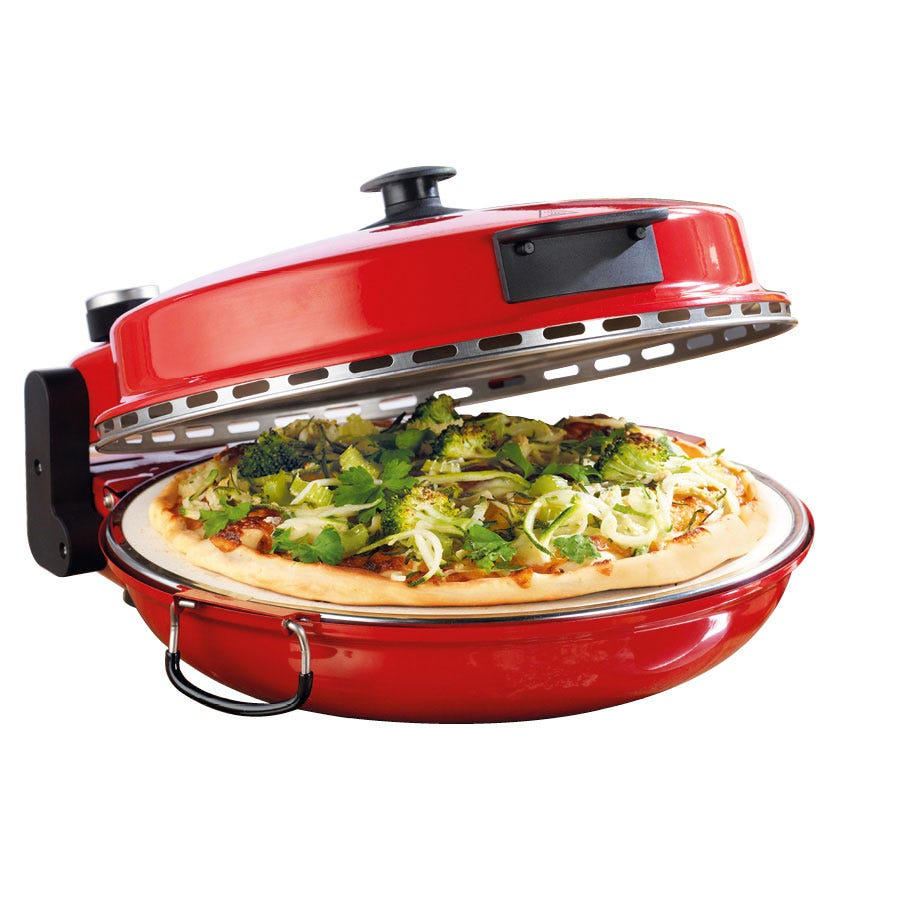"""Image of Giles & Posner Stonebaked Pizza Maker Oven For 12"""" Pizzas"""