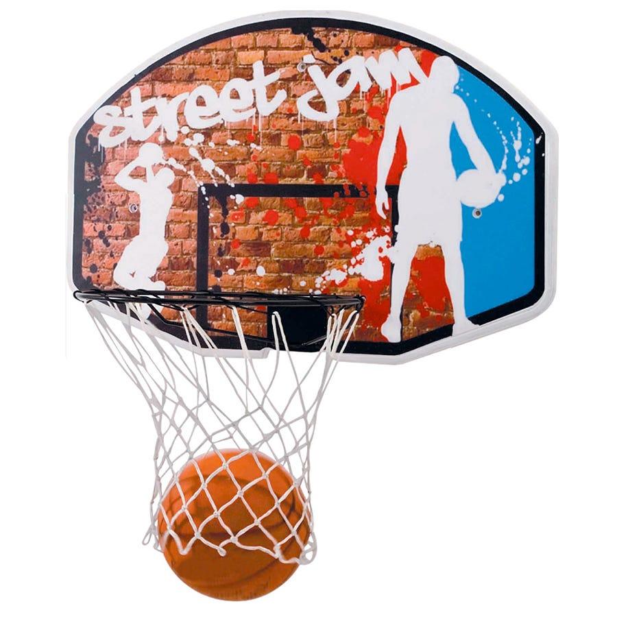 Image of Charles Bentley Basketball Set With Hoop & Backboard
