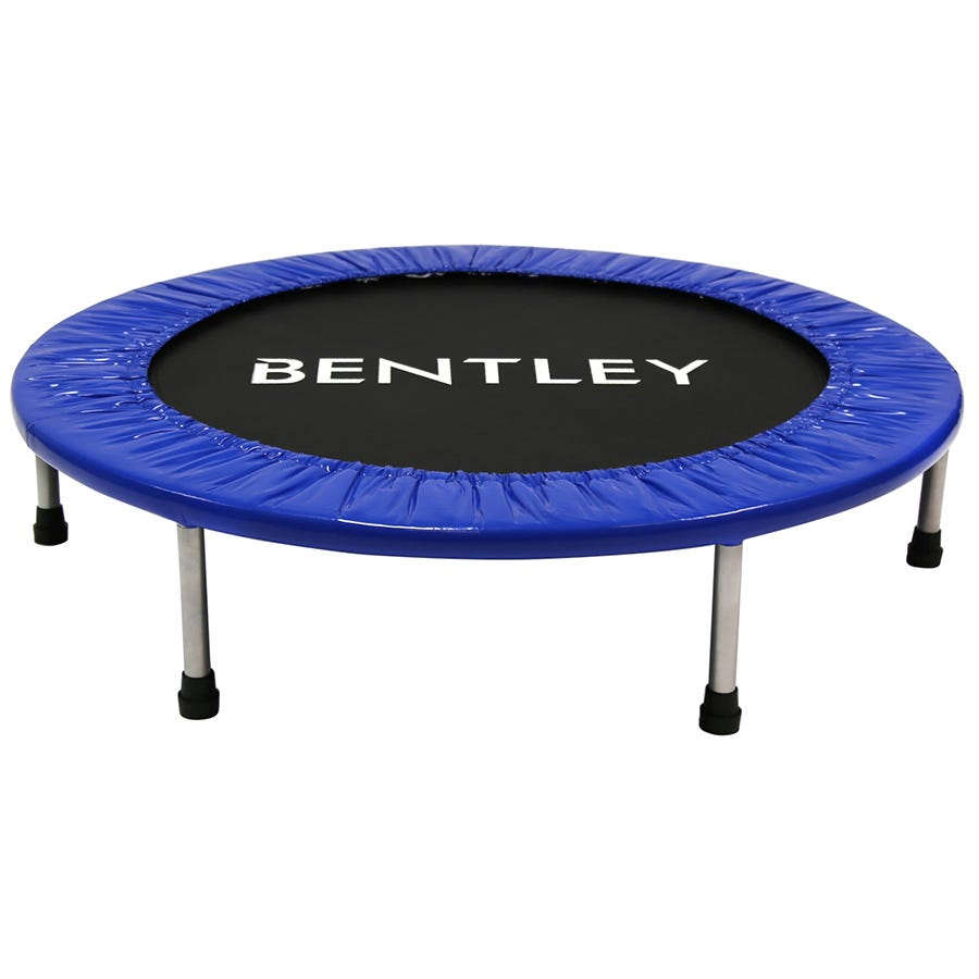 Charles Bentley 40 Inch 3ft Fitness/exercise Mini Trampoline