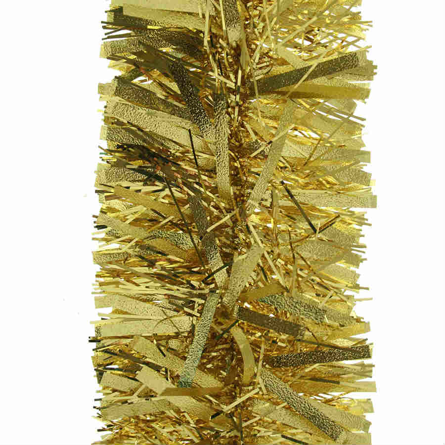 Compare cheap offers & prices of Robert Dyas 2m Tinsel - Gold manufactured by Robert Dyas