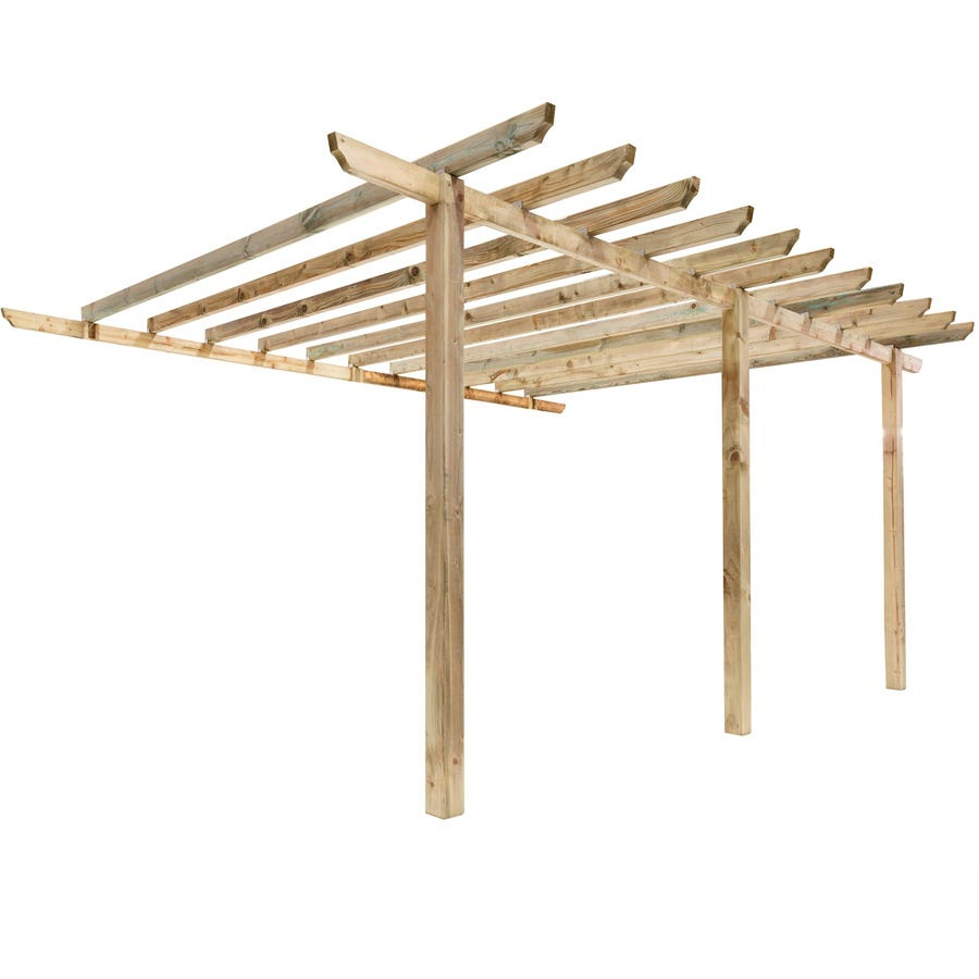 Compare prices for Grange Fencing Lean To Pergola
