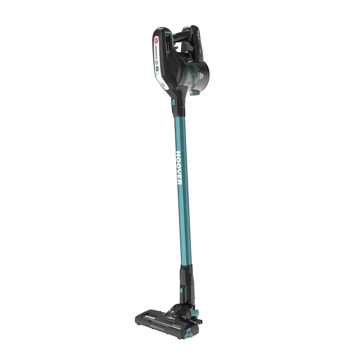 Hoover HF18CPT H-Free Multifunctional Cordless Vacuum - Black & Turquoise