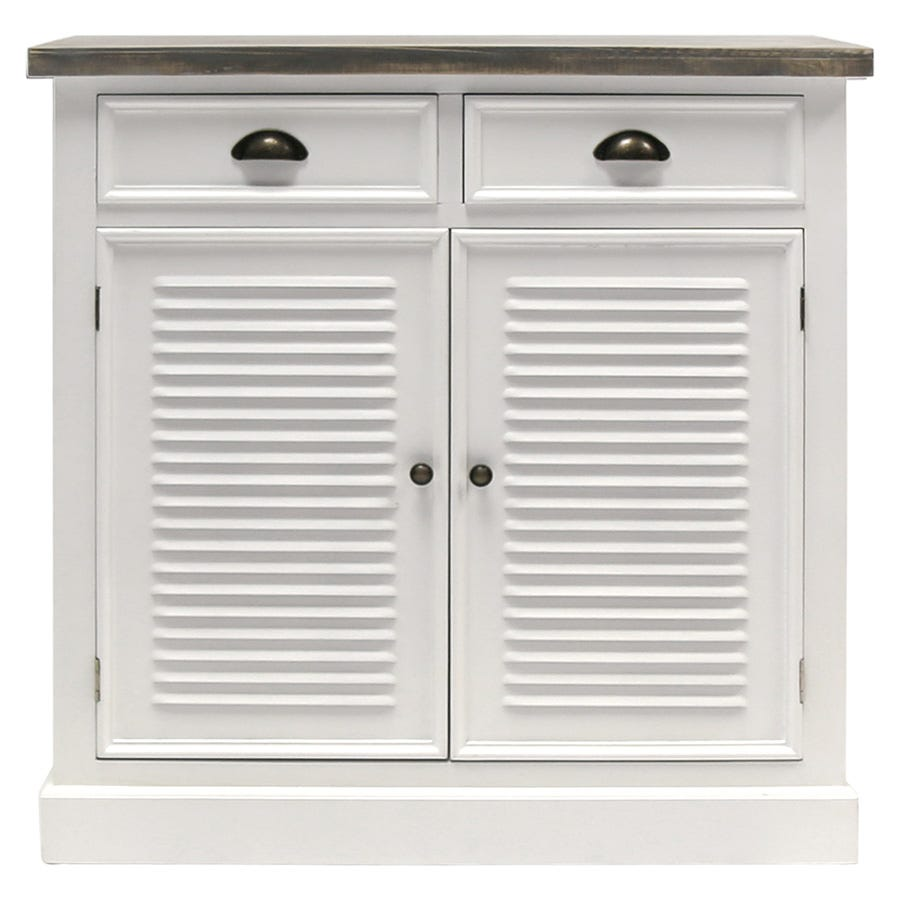 Compare cheap offers & prices of Charles Bentley Hampton Small Sideboard with Drawers manufactured by Charles Bentley