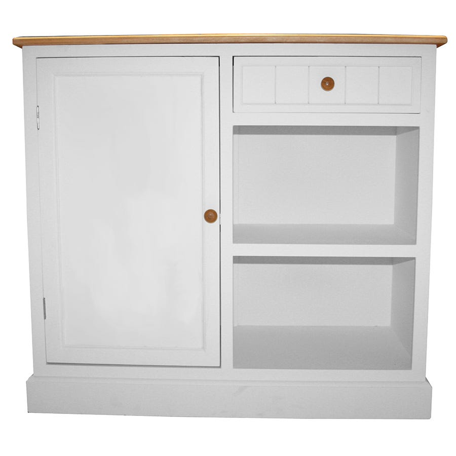 Compare cheap offers & prices of Charles Bentley French Country Cabinet Sideboard manufactured by Charles Bentley