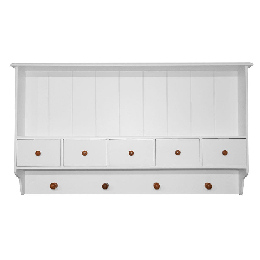 Compare cheap offers & prices of Charles Bentley French Country 5-Drawer Storage Unit manufactured by Charles Bentley