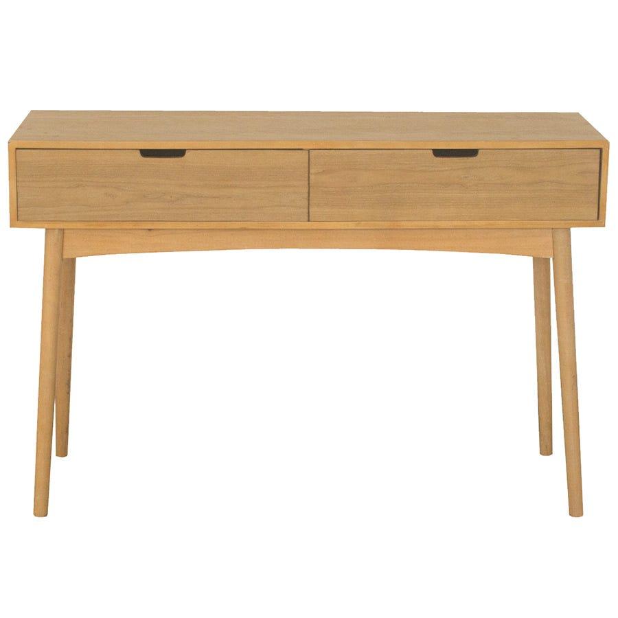 Charles Bentley Skandi Console Table - Ash