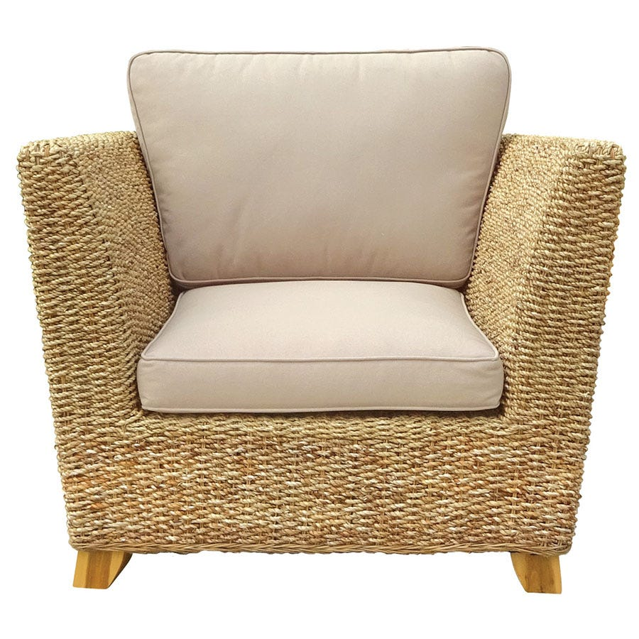 Compare cheap offers & prices of Charles Bentley Water Hyacinth Armchair manufactured by Charles Bentley