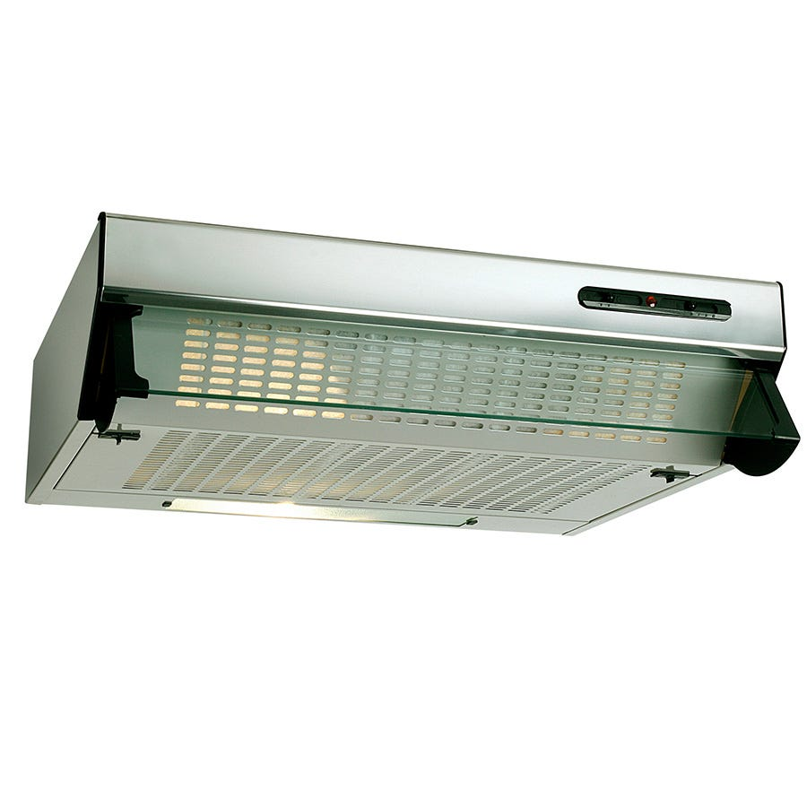 Compare cheap offers & prices of Beko HBV60X Visor Cooker Hood - Stainless Steel manufactured by Beko