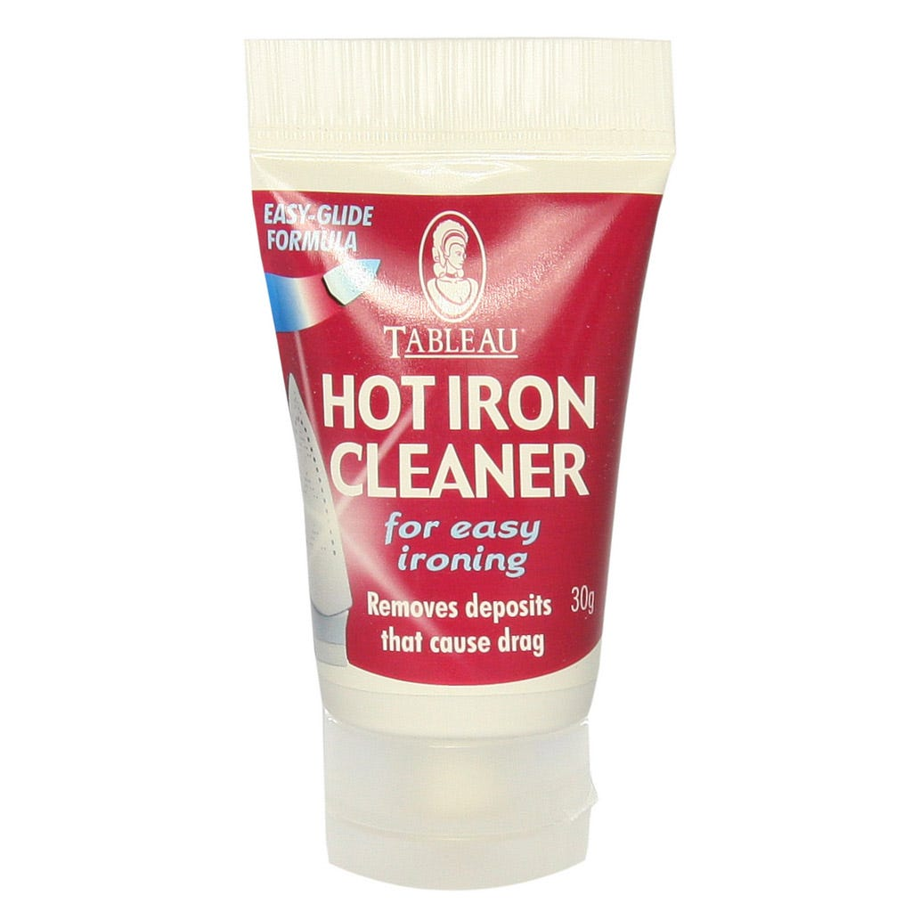 Image of Tableau Hot Iron Soleplate Cleaner