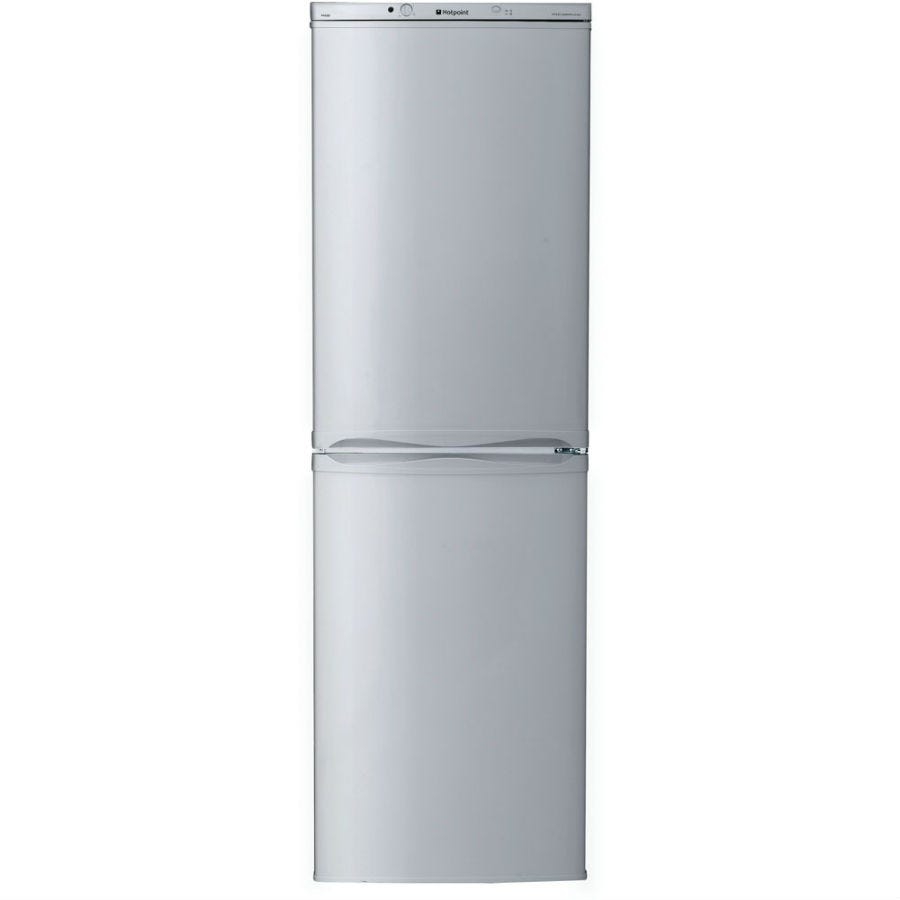 Compare cheap offers & prices of Hotpoint Aquarius FFAA52S Fridge Freezer - Silver manufactured by Hotpoint