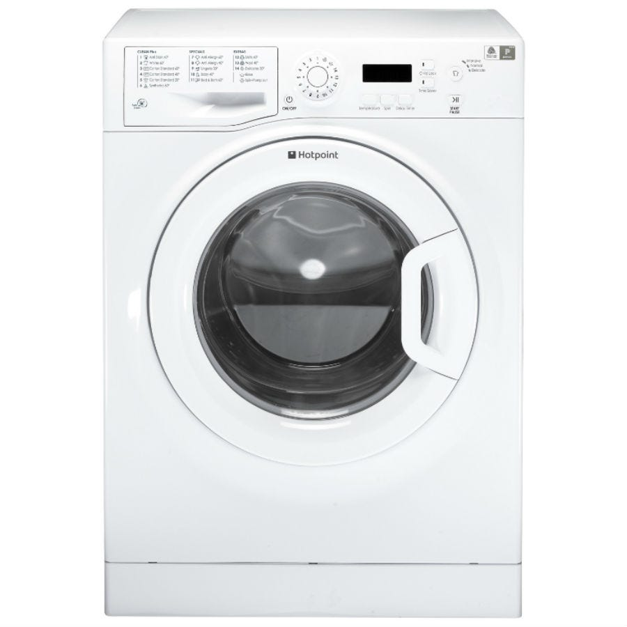 Hotpoint Aquarius WMAQF721P 7kg Washing Machine