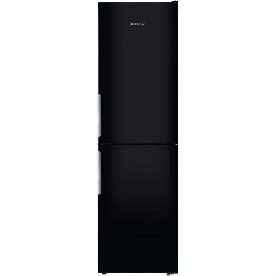 Compare cheap offers & prices of Hotpoint Day 1 XEX95T1IKZ Fridge Freezer - Black manufactured by Hotpoint