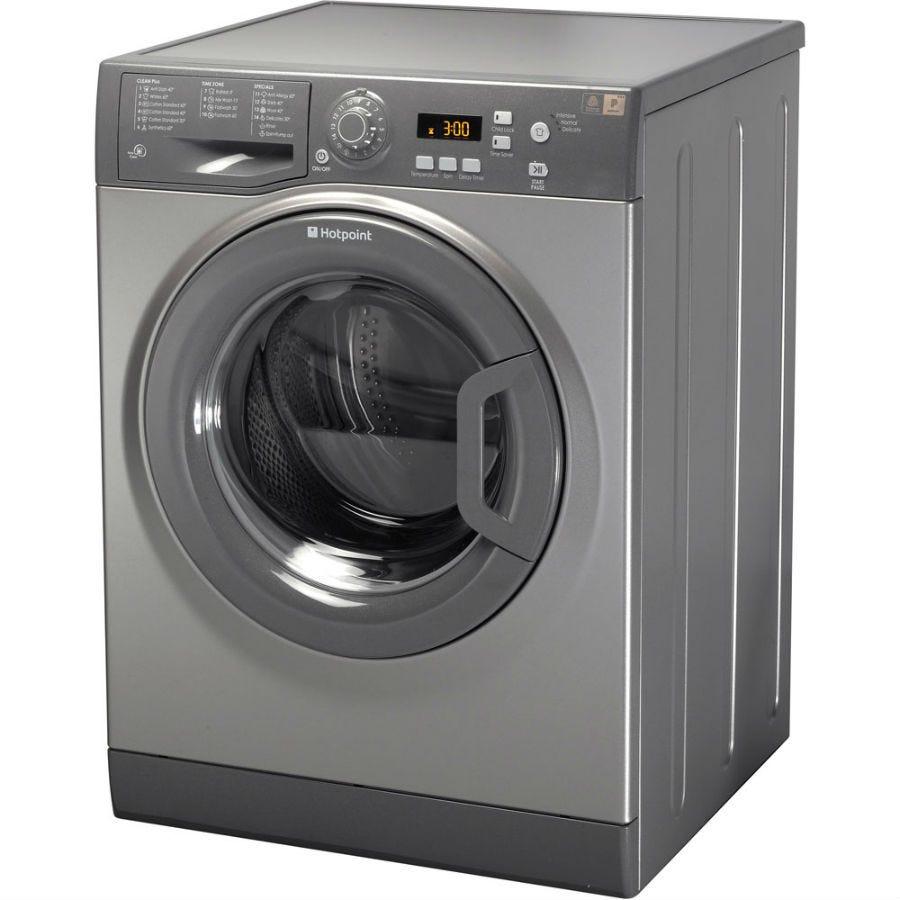 Hotpoint Extra WMXTF742G 7kg 1400 rpm Spin Washing Machine - Graphite
