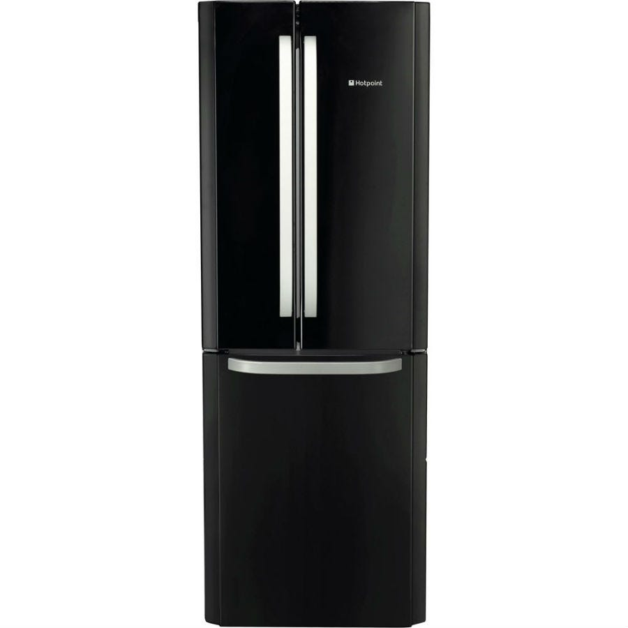 Compare cheap offers & prices of Hotpoint FFU3DK Fridge Freezer - Black manufactured by Hotpoint