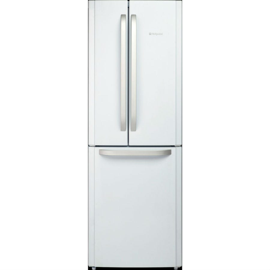 Compare cheap offers & prices of Hotpoint FFU3DW Fridge Freezer - White manufactured by Hotpoint