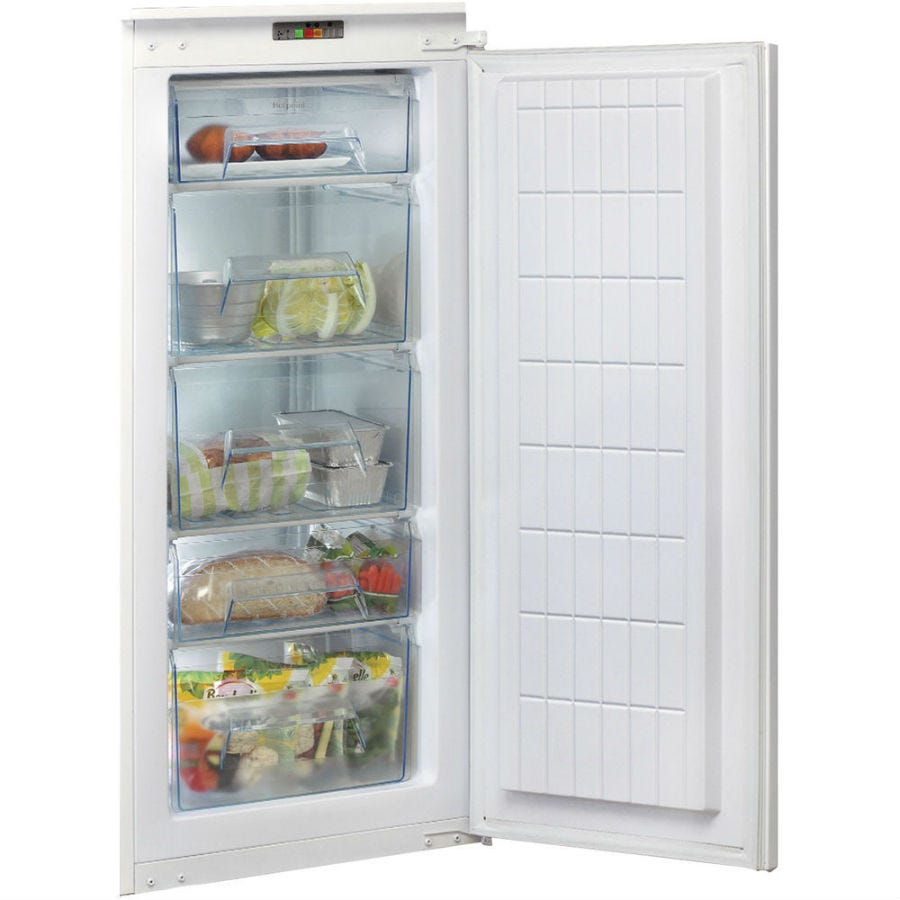 Compare cheap offers & prices of Hotpoint Aquarius HU12A1D Built-in Freezer - White manufactured by Hotpoint