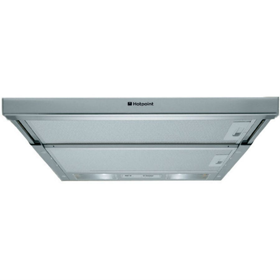 Compare prices for Hotpoint HSFX1 60cm Cooker Hood - Stainless Steel