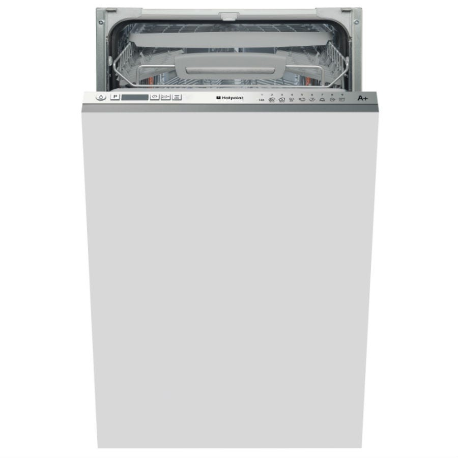Hotpoint LSTF 9H123 C L Built-in Slimline Dishwasher - Stainless Steel